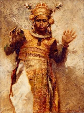 Gerard Pieter Adolfs The Painter Of Java And Bali